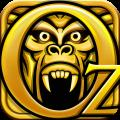 Temple Run: Oz Android Front Cover