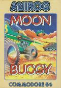 Moon Buggy Commodore 64 Front Cover