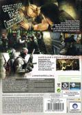 Tom Clancy's Splinter Cell: Conviction Windows Back Cover