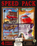 Speed Pack Amiga Front Cover
