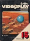 Videocart-17: Pinball Challenge Channel F Front Cover