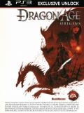Dragon Age: Origins PlayStation 3 Other DLC Code #1 - Front