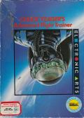 Chuck Yeager's Advanced Flight Simulator ZX Spectrum Front Cover