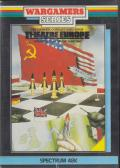 Theatre Europe ZX Spectrum Front Cover