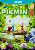 Pikmin 3 Wii U Front Cover