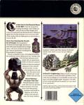 Dark Castle DOS Back Cover