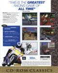 Moto Racer Windows Back Cover