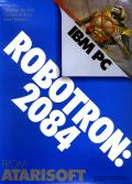 Robotron: 2084 PC Booter Front Cover