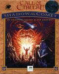 Call of Cthulhu: Shadow of the Comet DOS Front Cover
