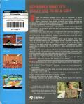 Police Quest: In Pursuit of the Death Angel DOS Back Cover