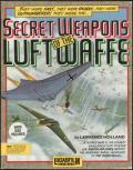 Secret Weapons of the Luftwaffe DOS Front Cover