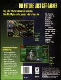 Syndicate: American Revolt DOS Back Cover