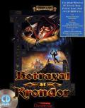 Betrayal at Krondor DOS Front Cover
