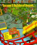 RollerCoaster Tycoon Windows Inside Cover Right Flap