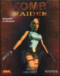 Tomb Raider DOS Front Cover
