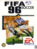 FIFA Soccer 96 DOS Front Cover