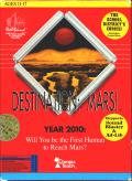Destination: Mars! DOS Front Cover