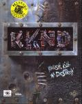 KKND: Krush Kill 'N Destroy DOS Front Cover