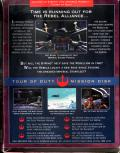 Star Wars: X-Wing - B-Wing DOS Back Cover
