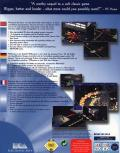 Syndicate Wars DOS Back Cover