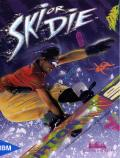 Ski or Die DOS Front Cover