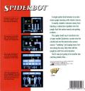 Spiderbot PC Booter Back Cover