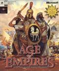 Age of Empires Windows Front Cover