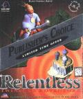 Relentless: Twinsen's Adventure DOS Front Cover