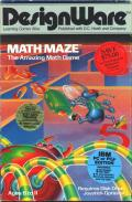 Math Maze PC Booter Front Cover