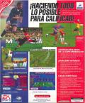FIFA 98: Road to World Cup Windows Back Cover