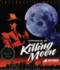 Under a Killing Moon DOS Front Cover