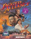Jagged Alliance DOS Front Cover