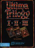 Ultima Trilogy: I ♦ II ♦ III DOS Front Cover