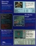 The Bard's Tale Trilogy DOS Back Cover