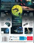 Freespace 2 Windows Back Cover