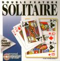 Double Feature Solitaire Windows 3.x Front Cover