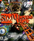 Sim Theme Park Windows Front Cover