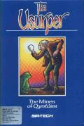 The Usurper: The Mines Of Qyntárr DOS Front Cover
