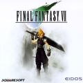 Final Fantasy VII Windows Front Cover