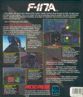 F-117A Nighthawk Stealth Fighter 2.0 DOS Back Cover