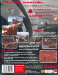 Command & Conquer DOS Back Cover