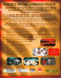 Command & Conquer: Red Alert DOS Back Cover