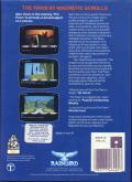 The Pawn DOS Back Cover