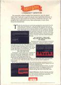 The Holy Grail PC Booter Back Cover