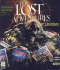 The Lost Adventures of Legend DOS Front Cover