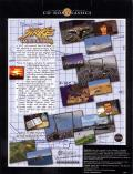 Strike Commander (CD-ROM Edition) DOS Back Cover