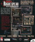Tom Clancy's Rainbow Six: Rogue Spear Mission Pack - Urban Operations Windows Back Cover