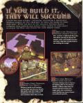 Dungeon Keeper 2 Windows Inside Cover Left Flap