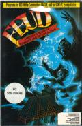 Feud DOS Front Cover