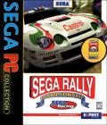 Sega Rally Championship Windows Front Cover